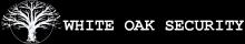 White Oak Security Logo